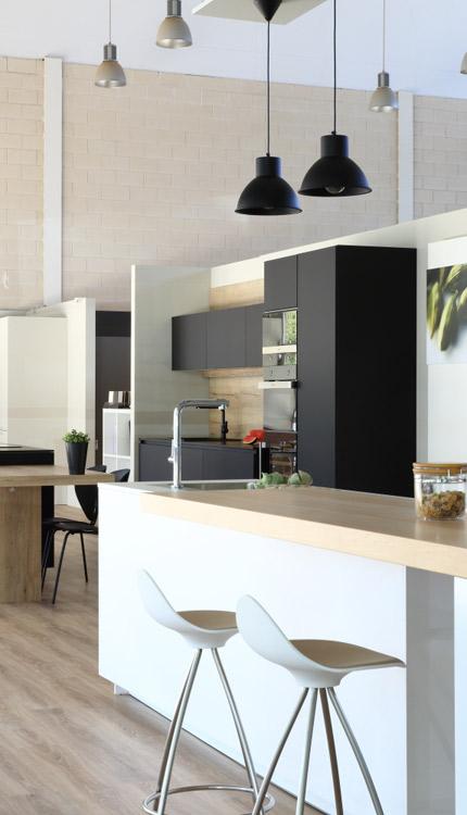 Linetto cocinas muebles de cocina ba o mesas sillas for Muebles de oficina logrono